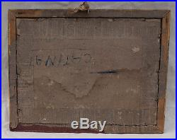 French Pacific Navy Catinat Protected Cruiser Framed Photo Ship 1900