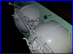 General Dynamics Executive Ship Model Quincy LNG M3