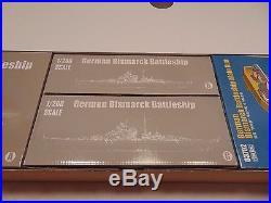 German Bismarck Battleship 1/200 model kit Trumpeter 03702 Military ship boat