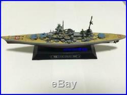 German Scharnhorst 1942 1/1100 diecast model Battleship eaglemoss Blister Pack