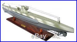 German U-Boat Submarine Ready Display Model NEW