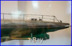 German U-boat Model