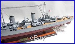 HMAS Sydney II Cruiser Handcrafted War Ship Display Model 39 NEW