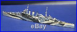 HMS Sussex 1942 Customized Neptun 1/1250 waterline model