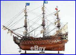 Hand Made Model Ship Royal Louis E. E. Fully Assembled