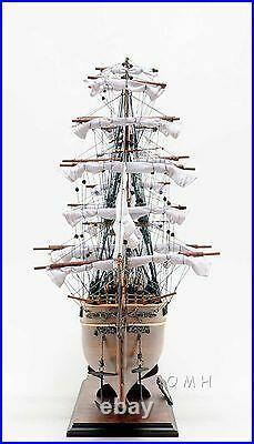Handmade Ship's Model of the Cutty Sark