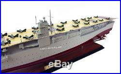 Hasegawa Japanese Navy Aircraft Carrier Akagi Handcrafted