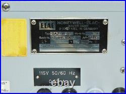 Honeywell ELAC DAZ 18-02 Water/ Diving Depth Simulator