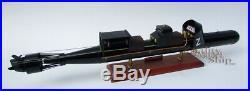 Human Torpedo SLC Ready Display Ship Model NEW