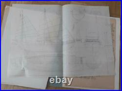 Japan China Marine Ships Studie Study Full Fotos And Plan Aprox 16 Chapters Rare