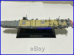 Japan Soryu Aircraft Carrier 1938 1/1100 diecast model Battleship eaglemoss