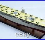 Japanese Aircraft Carrier AKAGI 40 Handcrafted Wooden Warship Model NEW