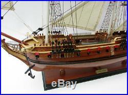 La Fayette Hermione Model Ship 37 Handmade Wooden Tall Ship Model