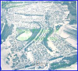 Life In Vanport PGE Lithograph WWII Shipbuilding City Black Americana Baseball