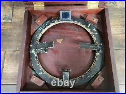 Lionel Corporation U. S Navy Azimuth Bearing Circle Mark 3 Mod. 2 1943 with Case