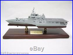 Littoral Combat Ship US Navy 1/350 Scale Ship Boat Display Model