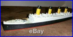 MERCATOR M-404 TITANIC 11250 SCALE MODEL SHIP