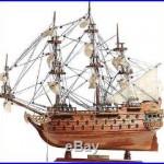 MODEL SHIP REPRODUCTION SAN FELIPE BOATS SAILING SMALL NEW OM-239