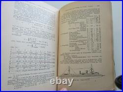 Marine Ship Very Rare Antique Book 550 Photos + 6 Litho Plan 1902