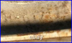Military federal signal Horn IC/H2S4 US Navy Ship