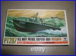 Mitsuwa U. S. Navy Patrol Torpedo Boat Mosquito 1/144 Model Kit #20426