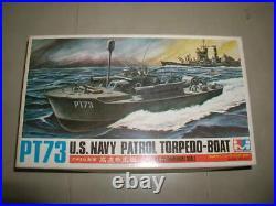 Mitsuwa U. S. Navy Patrol Torpedo Boat Mosquito 1/144 Model Kit #20429