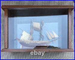 Model Ship French Slave Ship Brick Negrier