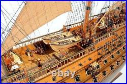 Model Ship San Filipe Extra Large Fully Assembled