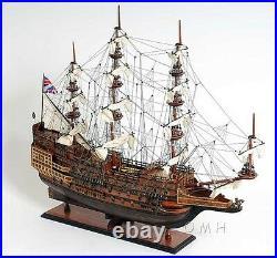 Model Ship Sovereign of the Seas Handmade Wooden Model Fully Assembled New