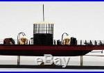 Model Ship Uss Monitor New Om-51