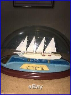 Model of Wind Star Wind Spirit Boat by Rich Creations International