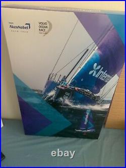 Motorart Volvo Ocean 65 Race boat Team AkzoNobel 150 scale V065/#14401