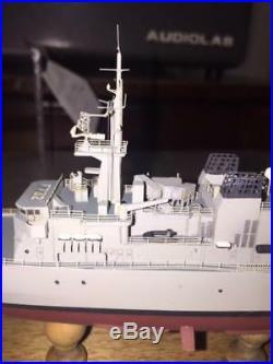 Museum Quality Model of the La Nivose French Surveillance Frigate