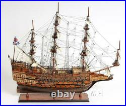 Museum-quality, Fully Assembled model of the Zeven Provincien SHIP