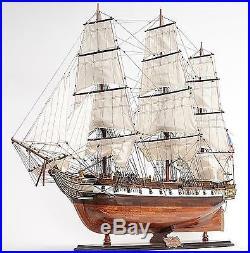 New XL Model Ship Uss Constitution Om-238