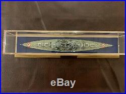 Navis Neptun Bismarck Diecast 11250 Scale Model
