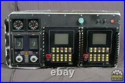 Navy SEALs Special Ops Mark V Control Panel, Engine Monitor, GPS, Trip Chart