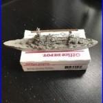 Neptun-Navis USS Texas Battleship 1945 Configuration 1/1250