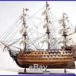 New Medium Model Ship Hms Victory Om-202