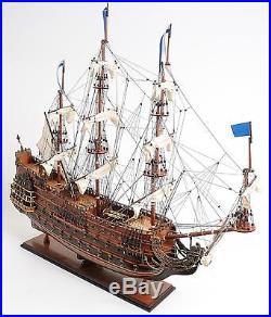 New Medium Model Ship Soleil Royal Om-210