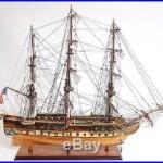 New Model Ship Copper Bottom Uss Constitution Om-231