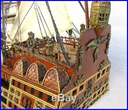 New XL Model Ship Sovereign Of The Seas Limited Edition Om-243