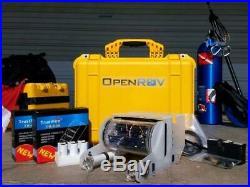 OpenROV v2.8 kit with Hard Case