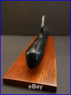 Original Desktop BAP Islay SS-35 Metal Model Submarine 101/4 1970's
