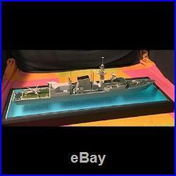 Original desk model for the Royal Canadian Navy Frigate HMCS Halifax FFH 330