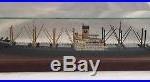 Original, rare Van Ryper Hawaiian Planter Navy Freighter Model ship (15 model)