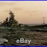PRINT of USS Iowa (BB-61)