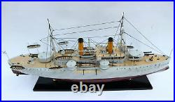 Poltava Battle Ship Model