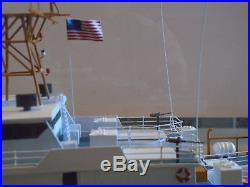 Professionally Built Model of U. S. Coast Guard Cutter from SD Model Makers