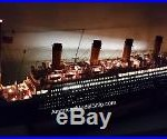 RMS TITANIC SPECIAL EDITION Cruise Ship Model 40 With Light
